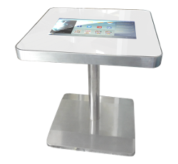 Marvel table, white color